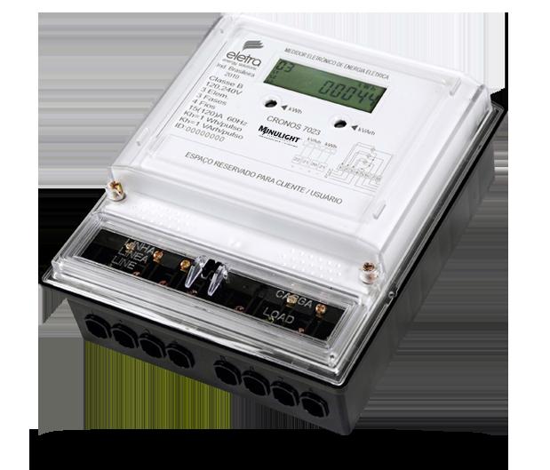 Medidor Eletrônico Cronos 7023