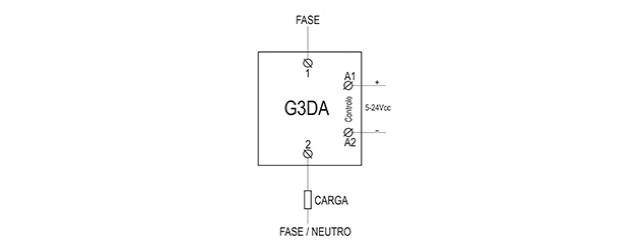 rele-de-estado-solido-com-dissipador-incorporado-G3DA-ligacao