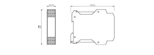 rele-microprocessado-De-Acionamento-Bimanual-OPX-158-dimensoes