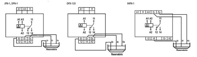 reles-de-nivel-eletronicos-microprocessados-JPN-1-ligacao