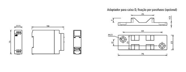 supervisores-de-redes-trifasicas-tipo-dpx-111-e-dpx-211-dimensoes