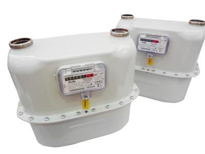 Medidores de Gás do Tipo Volumétrico por Diafragma - Minulight Eletrotécnica