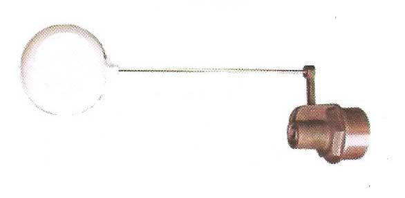 Torneira De Boia De Pressão Com Balão Plástico Ou Metálico