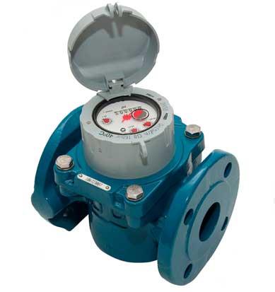 Hidrômetro H4000 Tipo Woltmann Medidores Para Água Fria