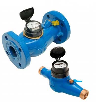 Hidrômetro Medidor tipo Multijato Industrial Água Fria