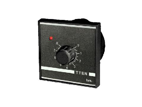 Temporizador eletromecânico com retardo na energização - Minulight Eletrotécnica